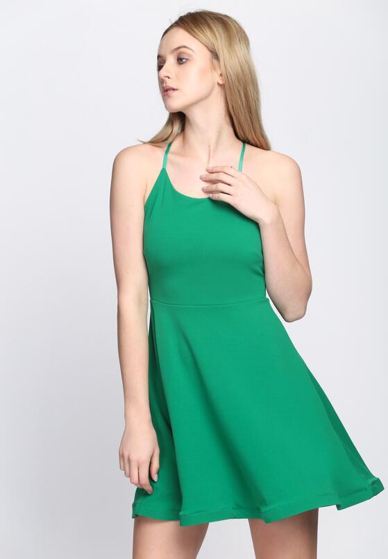Zielona Sukienka Like That
