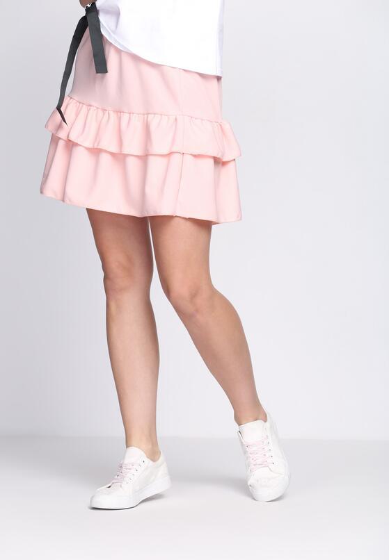 Różowa Spódnica Dance Dance