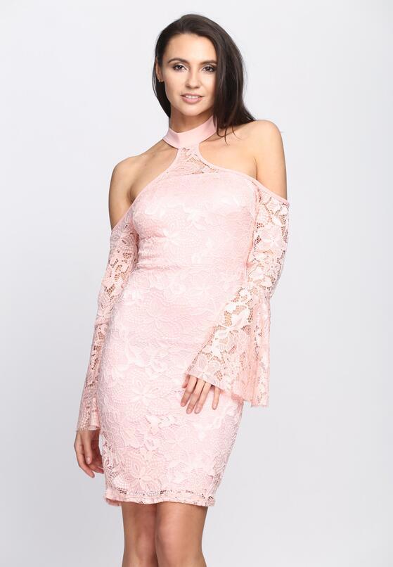 Różowa Sukienka Gorgeous Thing