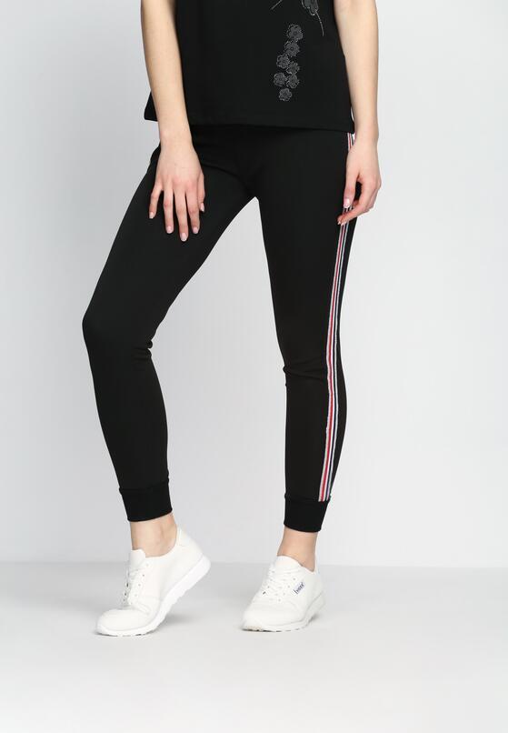 Czarne Spodnie Dresowe Need Me