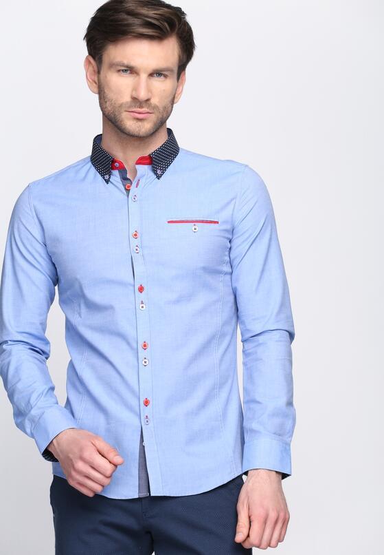 Niebieska Koszula Odd Man Out