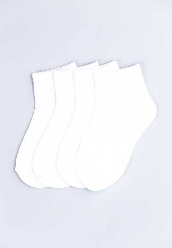 12-pack Białych Skarpetek Sweet Trip