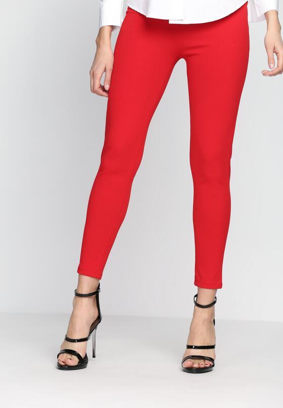 Czerwone Spodnie Only Heart