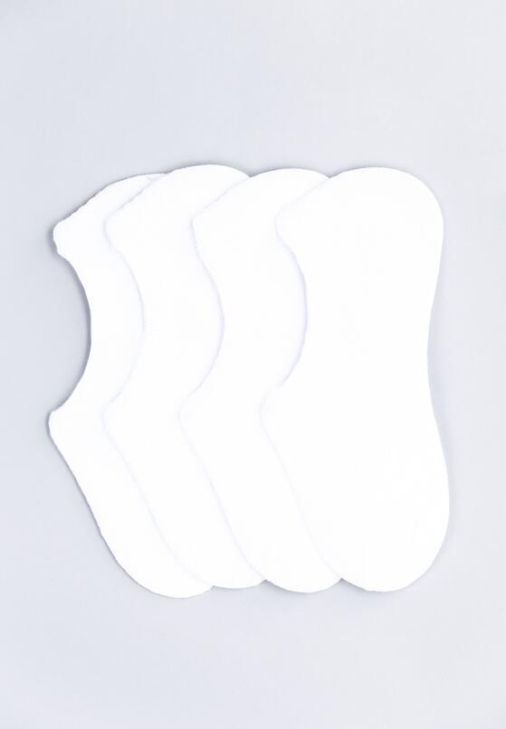 12-pack Białych Skarpetek Anything Now