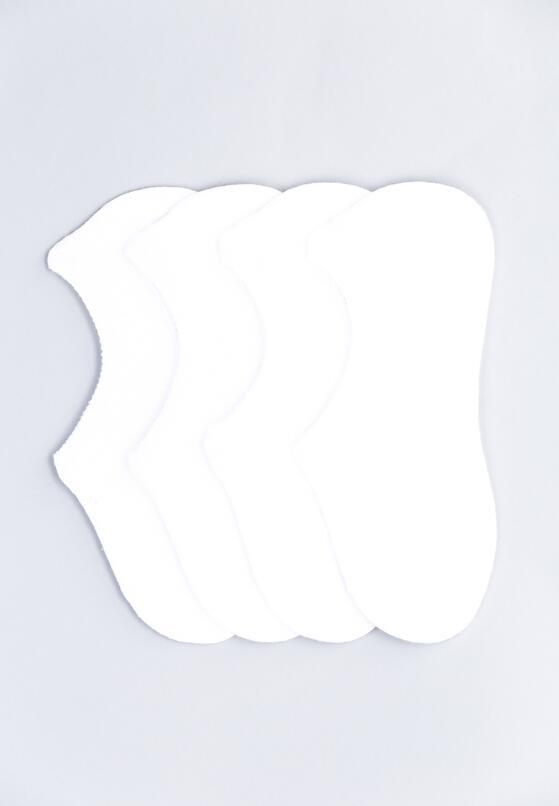 12-pack Białych Skarpetek Grey Citrus