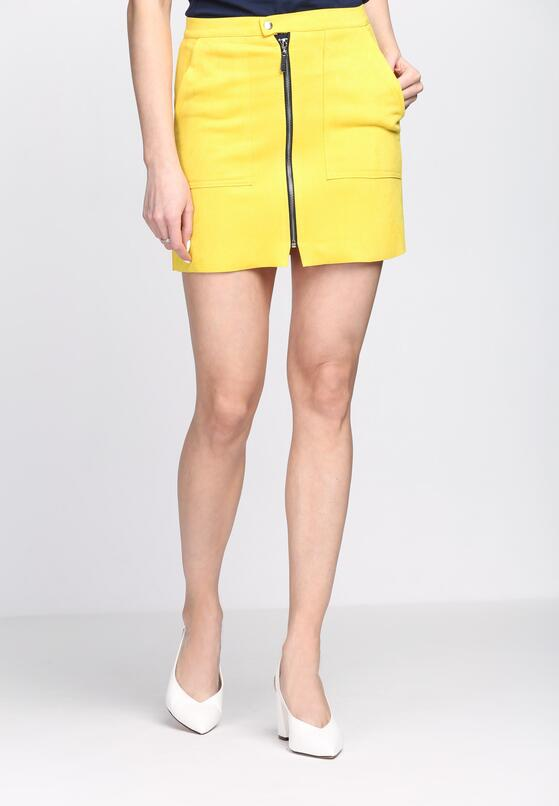 Żółta Spódnica They Sayin