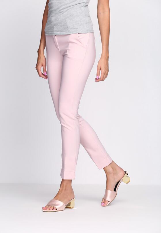 Różowe Spodnie Make Love