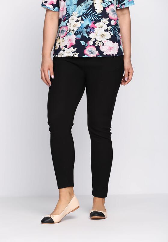 Czarne Spodnie All The Way