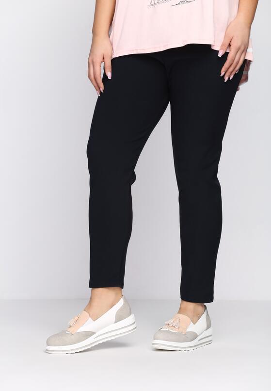 Granatowe Spodnie All The Way