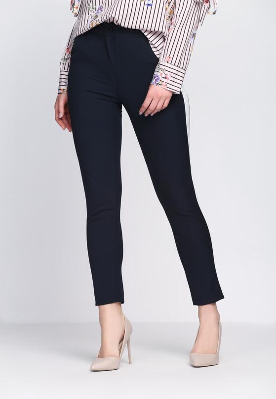 Granatowe Spodnie Have Your Way