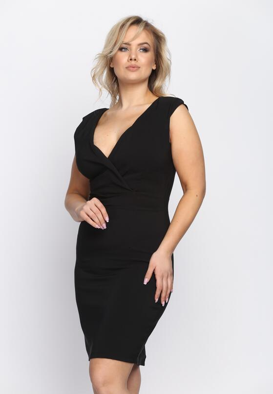 Czarna Sukienka Outshine