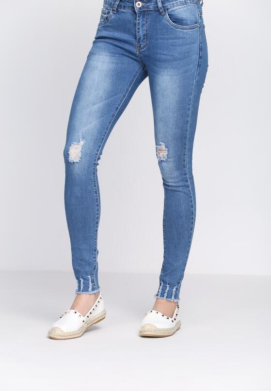 Niebieskie Jeansy Change Yourself
