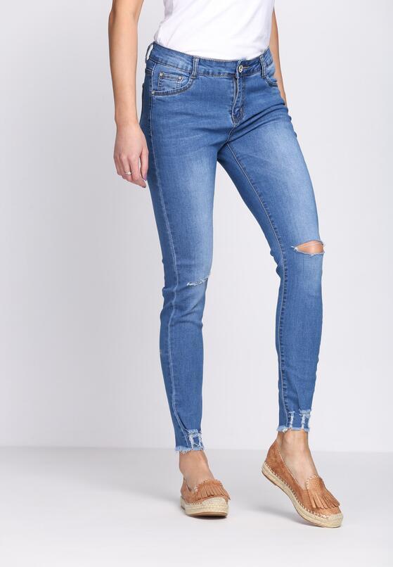 Niebieskie Jeansy Inspirational