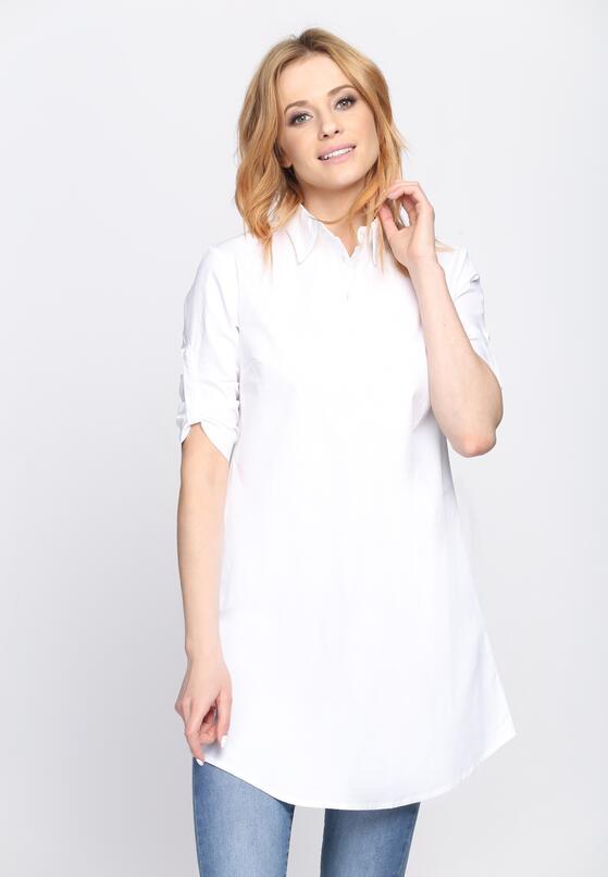 Biała Koszula Turn Love On