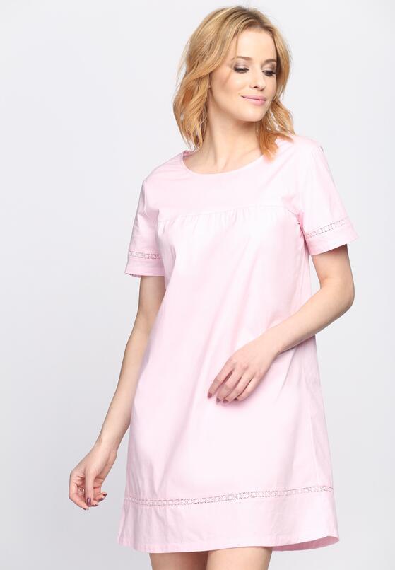 Różowa Sukienka Year Of Summer