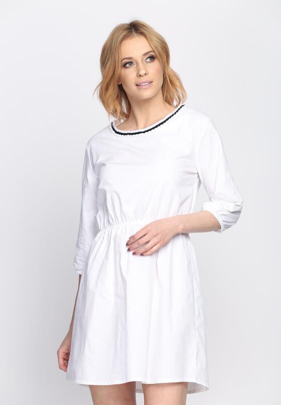 Biała Sukienka Same Things