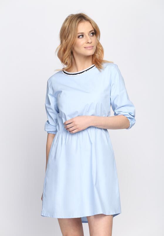 Niebieska Sukienka Same Things