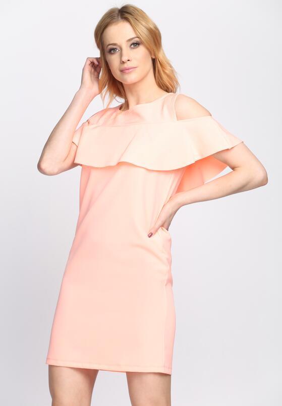 Łososiowa Sukienka Create s Pieces