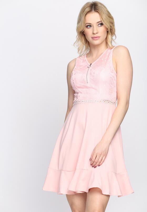 Różowa Sukienka Somebody's Love