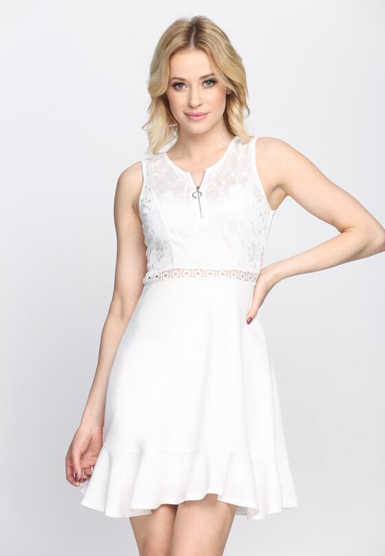 Biała Sukienka Somebody's Love