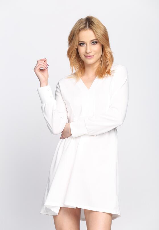 Biała Sukienka Develop a Love