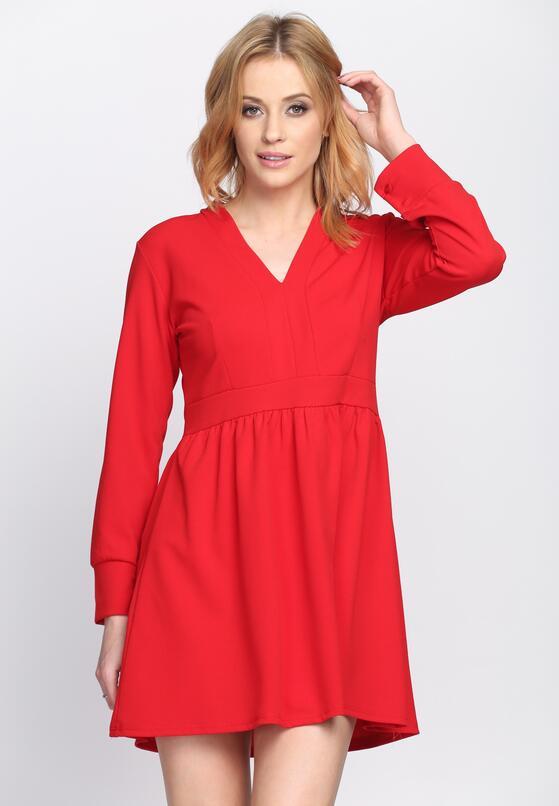 Czerwona Sukienka Develop a Love