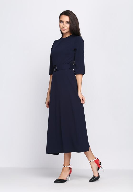 Granatowa Sukienka Any Other World