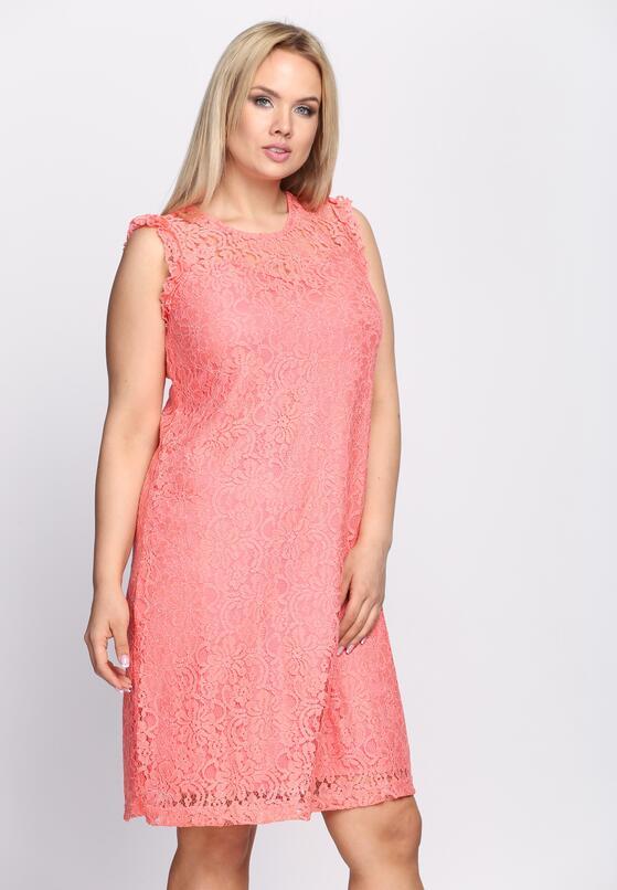 Różowa Sukienka Sweet Obsession