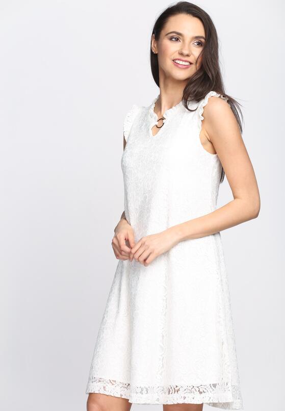 Biała Sukienka Still In Love