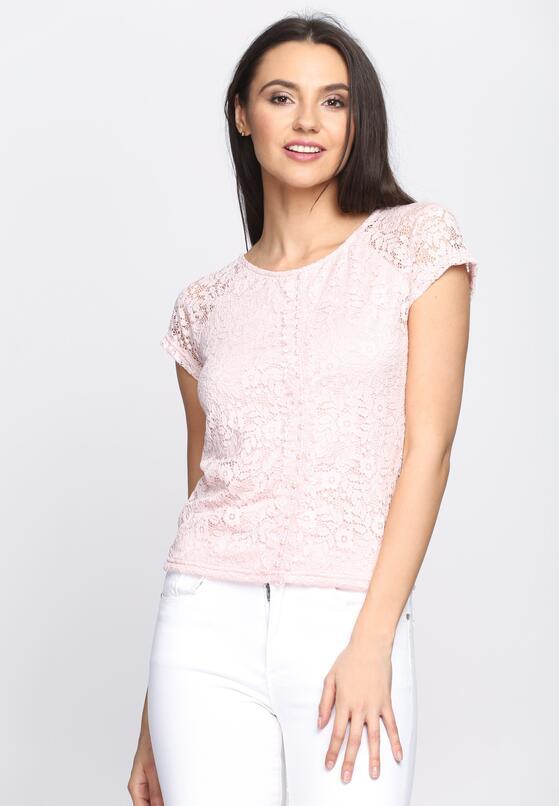 Różowa Bluzka Snufkin