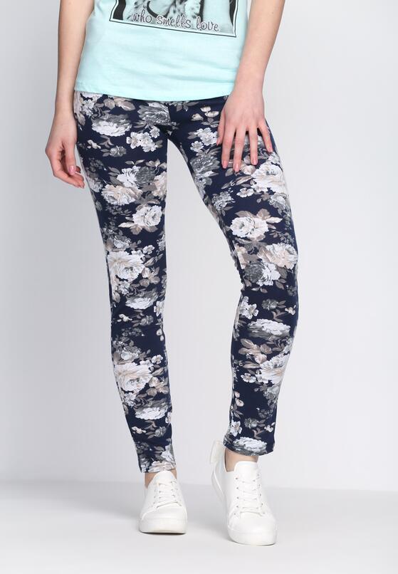 Granatowe Spodnie This Is Crazy