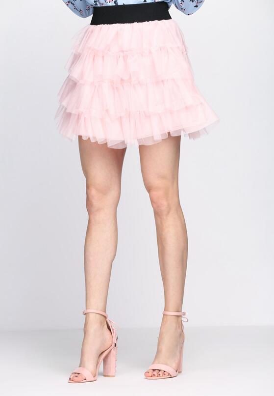 Różowa Spódnica Awian Powder
