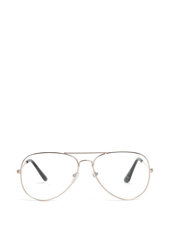 Czarno-Srebrne Okulary Zerówki Jade