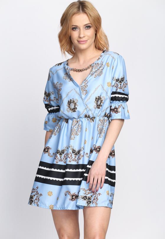 Jasnoniebieska Sukienka Most Popular