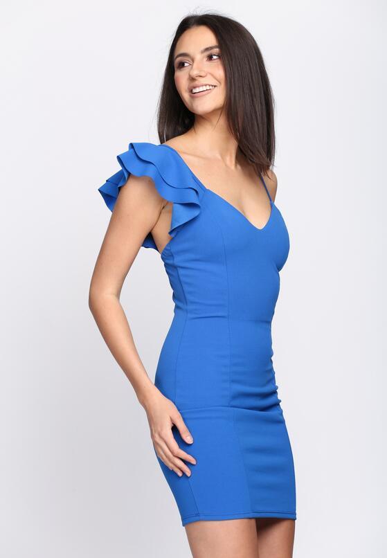 Niebieska Sukienka Forever Now