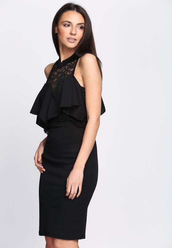 Czarna Sukienka Baby Bumble