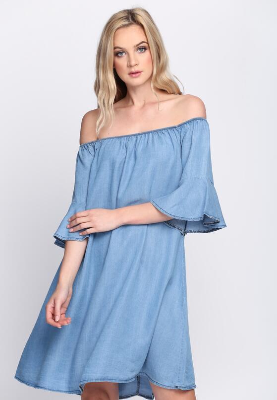 Niebieska Sukienka Will Find You