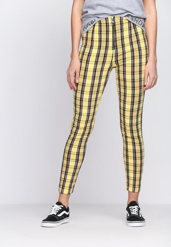 Żółte Spodnie Wonderland