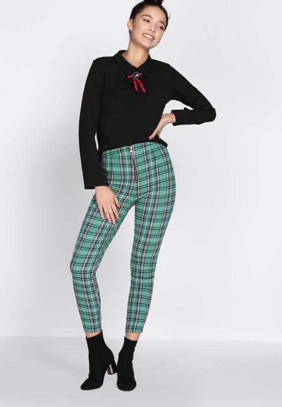 Zielone Spodnie Wonderland