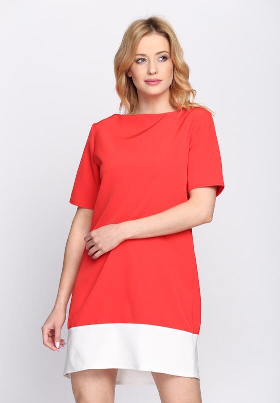 Czerwona Sukienka Despair