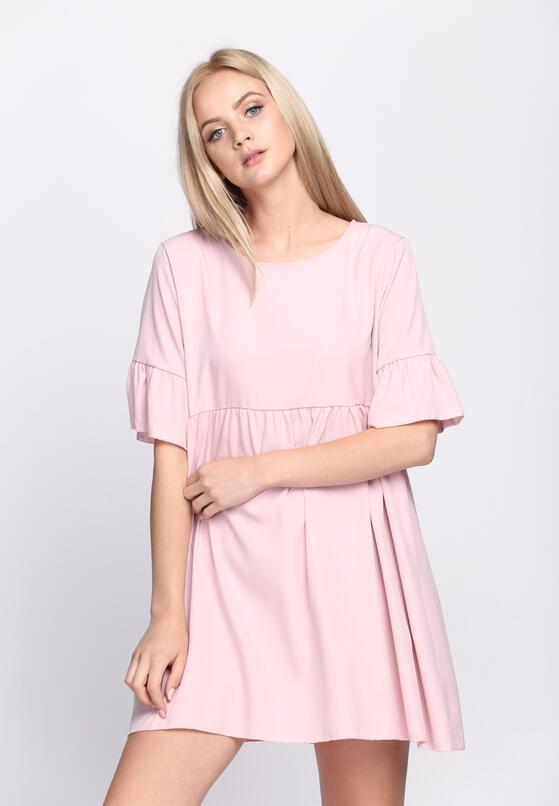 Różowa Sukienka Terraforming