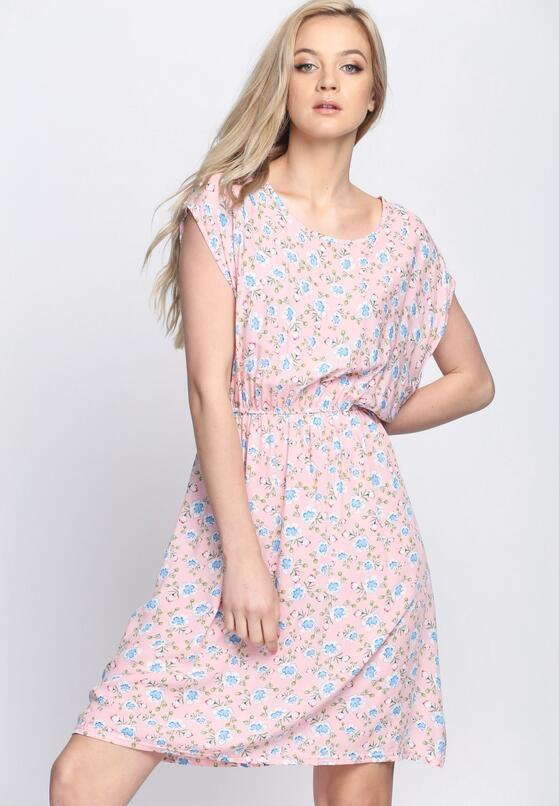 Różowa Sukienka Expansion