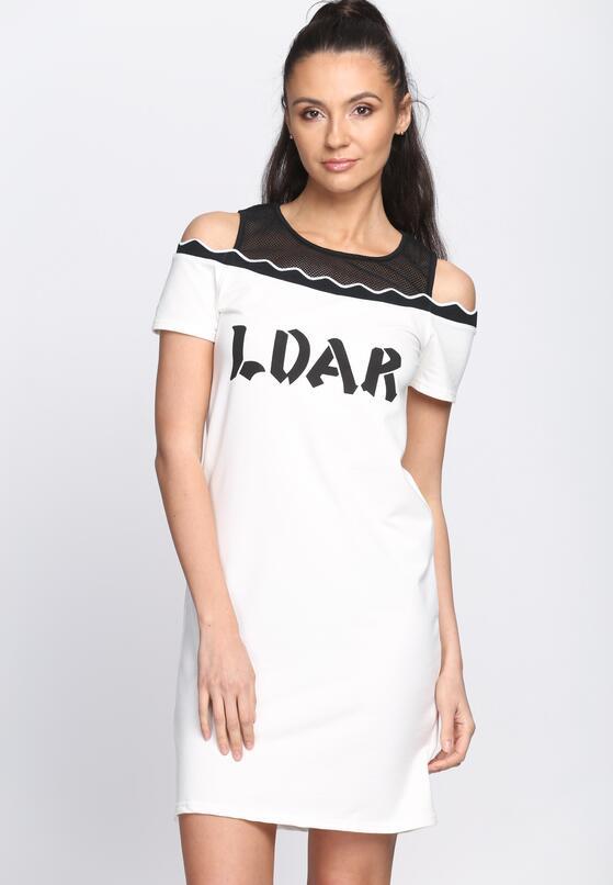 Biała Sukienka LDAR