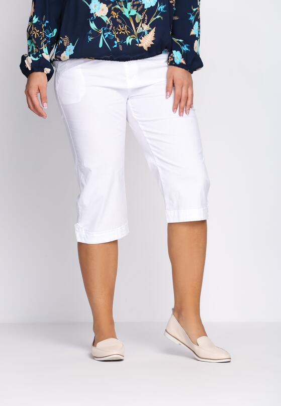 Białe Szorty Weightless