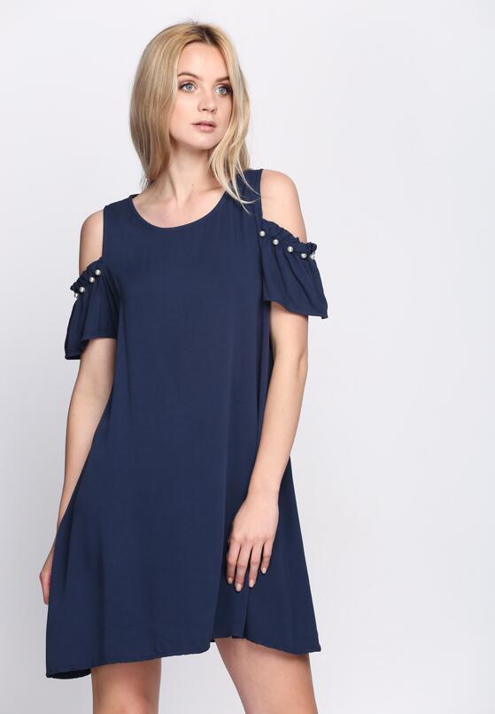 Granatowa Sukienka In A Week