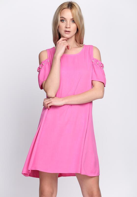 Różowa Sukienka In A Week