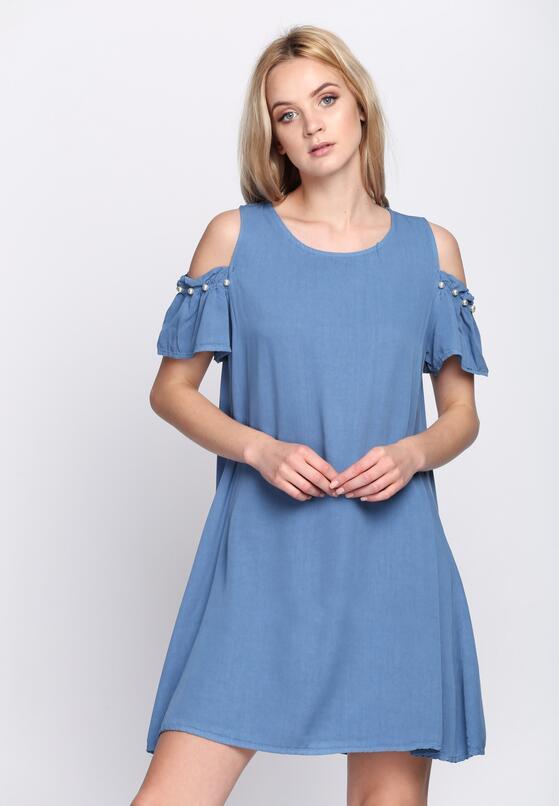 Jasnoniebieska Sukienka In A Week