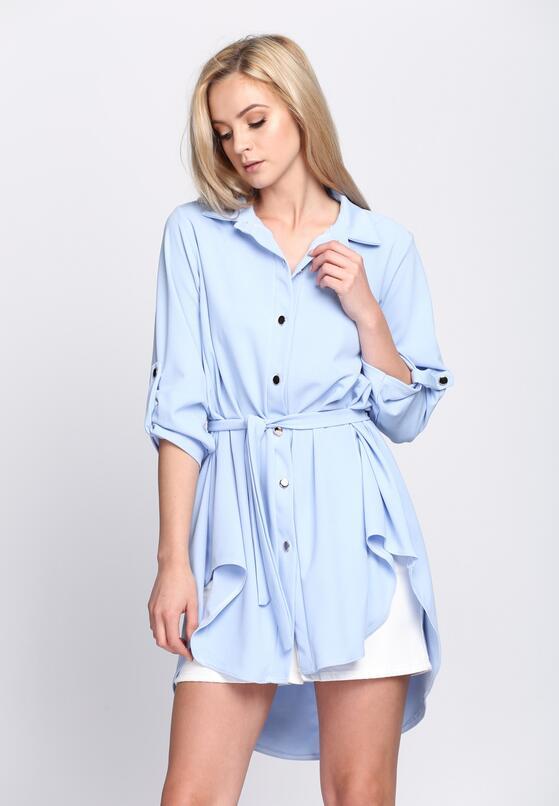 Jasnoniebieska Koszula Affinity