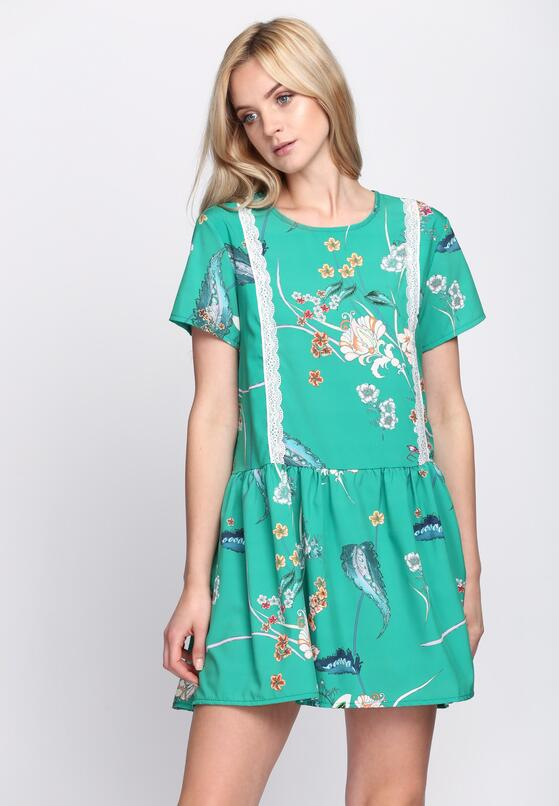 Zielona Sukienka Sweet Thing