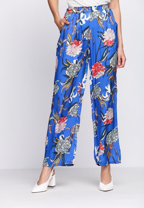 Niebieskie Spodnie Love Is All